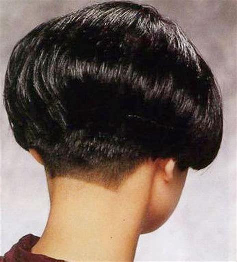 bobbed haircut with shingled npae hairxstatic short back bobbed gallery 2 of 6