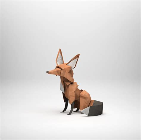 3d origami animals تدوينات