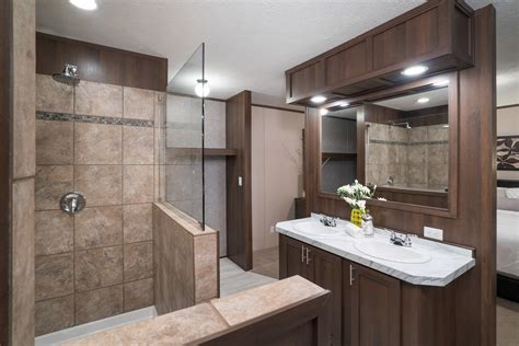 mobile home bathroom showers 5 bathroom shower design ideas for your manufactured home