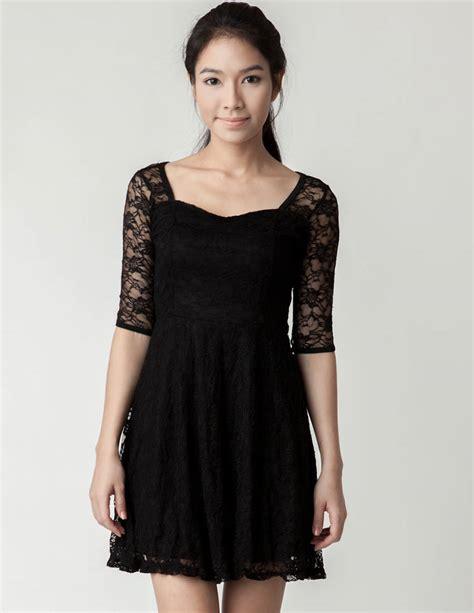 black dress black lace dress dressed up