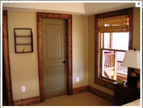 how to paint interior woodwork painted interior doors with stained trim