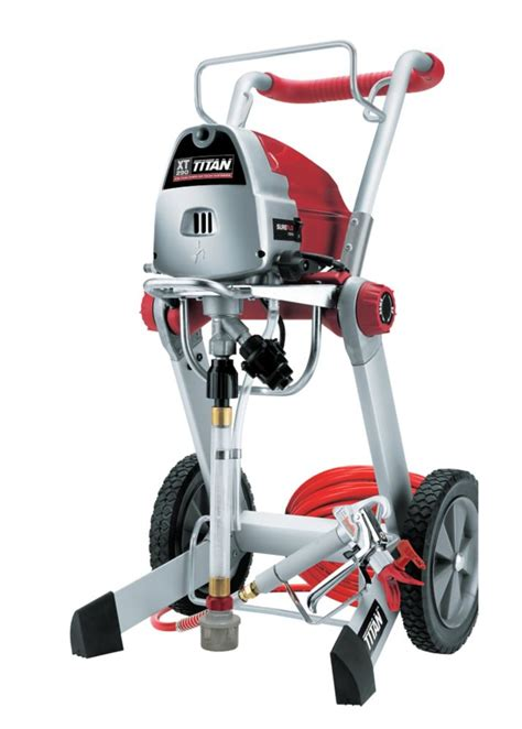 home depot titan paint sprayer titan xt290 paint sprayer the home depot canada