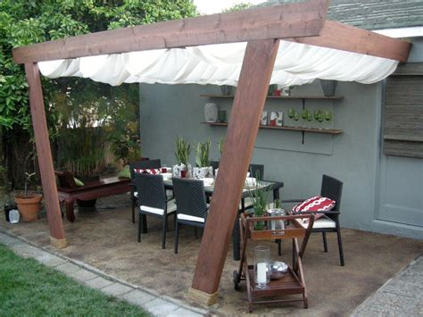 backyard canopy ideas patio covers and canopies hgtv