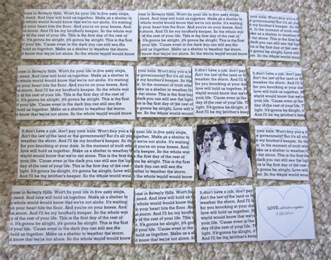 song the gift lyrics diy wedding anniversary gift in in