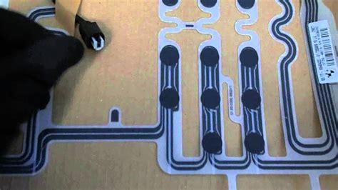 how do i change passenger seat airbag sensor bmw e60 e61 5 series airbag passenger seat sensor mat replacement youtube