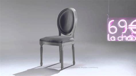 la foir fouille la chaise medaillon