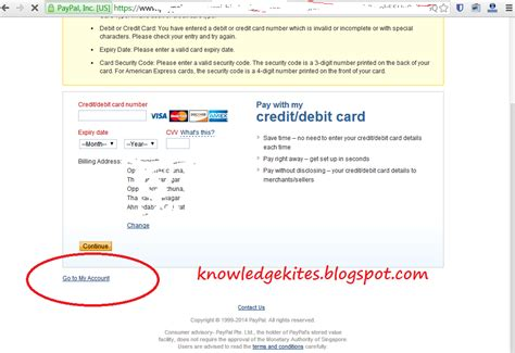 how to make a paypal account with debit card how to create paypal account without debit credit card