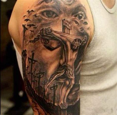 jesus piece tattoos pinterest