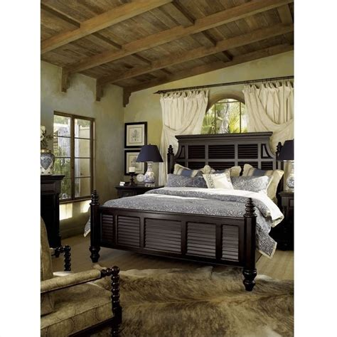 bahama bedroom furniture sets bahama home kingstown malabar 2 panel bedroom