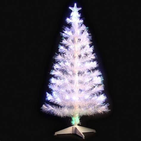 white fiber optic artificial tree 20 curated fiber optic trees ideas by taoski