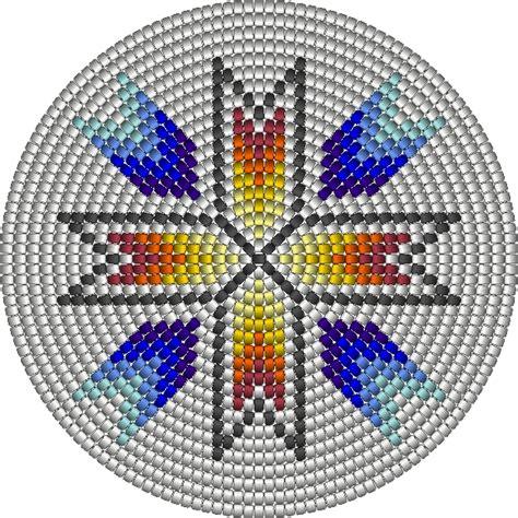 beaded rosettes patterns bead pattern programs beadgasm