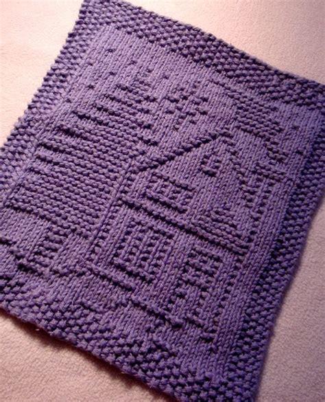 knit potholder pattern potholders free knitting and crochet patterns
