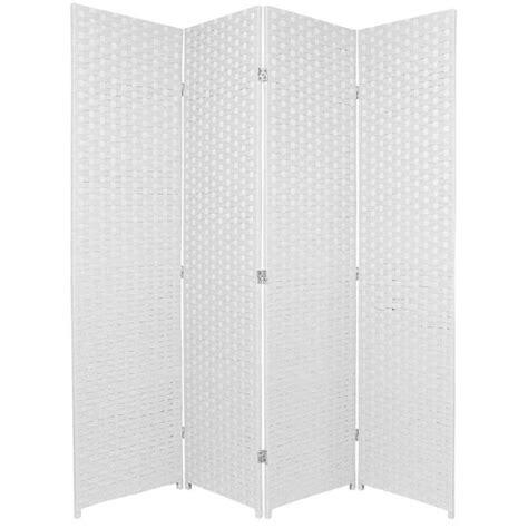 white room dividers wooden white room divider 4 fold screen 200cm buy