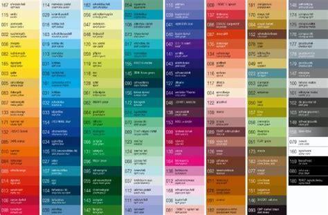paint colors vehicle green auto paint color chart