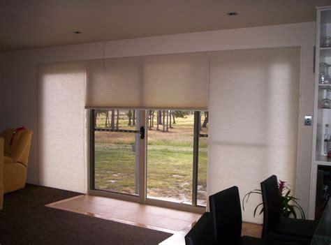 shades for sliding patio doors solar shades for patio doors window treatments design ideas