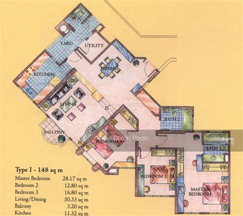 makena floor plan meze