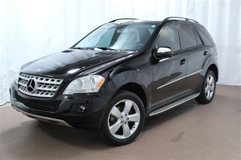 Mercedes Pre Owned For Sale by Used 2009 Mercedes Ml350 Luxury Suv For Sale