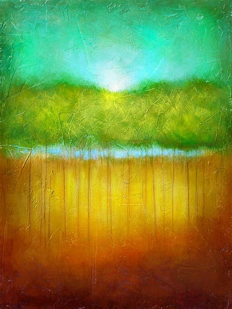 spray paint emerald forest emerald forest painting by robyn chapman
