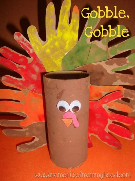 thanksgiving toilet paper roll crafts toilet paper roll turkey