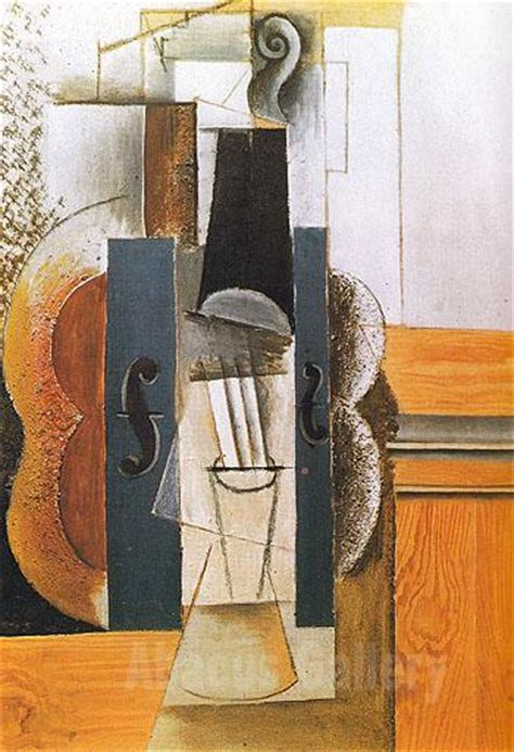 picasso paintings violin pablo picasso violin 1913