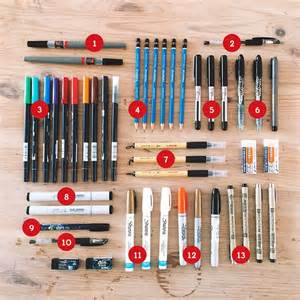 drawing tools 25 best ideas about drawing tools on