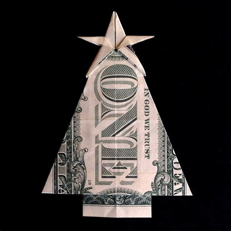 origami money tree tree with gift money origami made out of