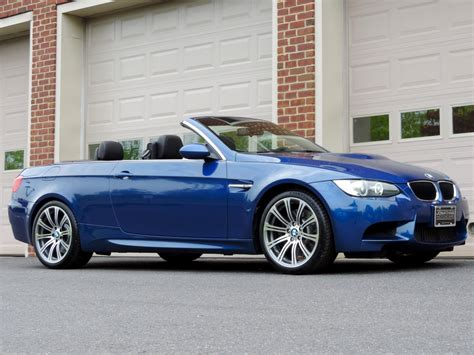 Bmw M3 Convertible For Sale by 2011 Bmw M3 Convertible Stock 584240 For Sale Near
