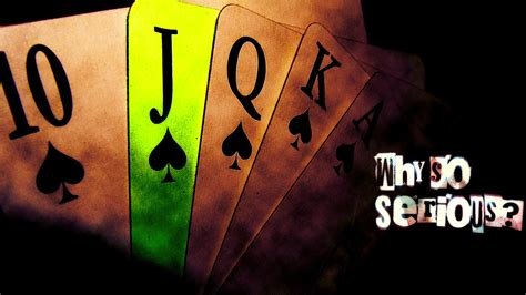 cards, poker, digital art, luck, playing cards, Joker playing card :: Wallpapers