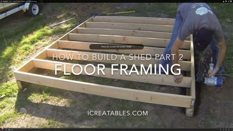 how to frame a floor birdhouse quilt patterns free build shed with pallets