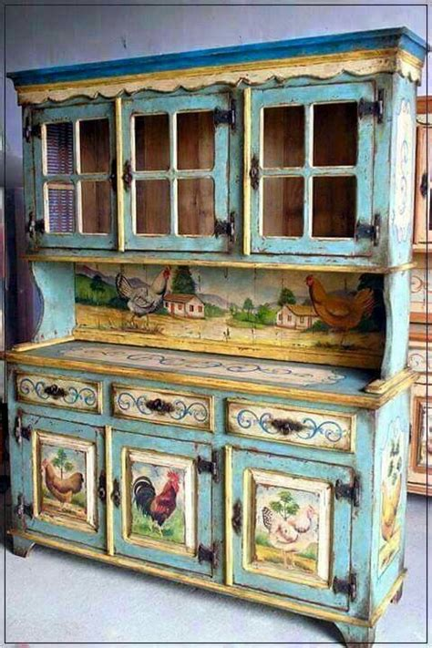 decoupage cupboard 17 best ideas about decoupage furniture on how