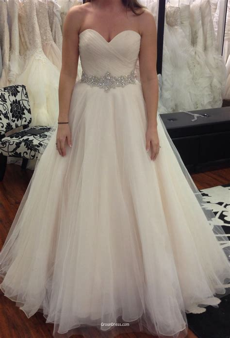 sparkly beaded wedding dresses gown strapless tulle bridal wedding dress sweetheart