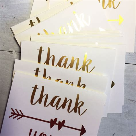 make a thank you card for your diy thank you cards create and babble