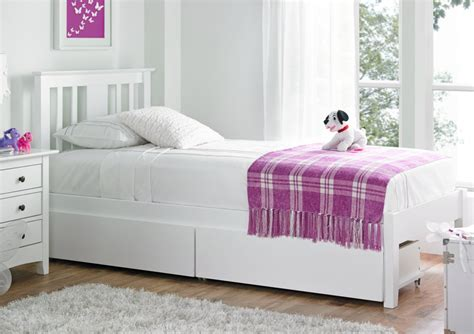 single bed frames for malmo white wooden bed frame single beds