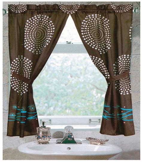 bathroom curtains for windows ideas tips ideas for choosing bathroom window curtains with