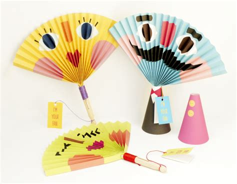 paper craft fan paper fans 35 how to s guide patterns