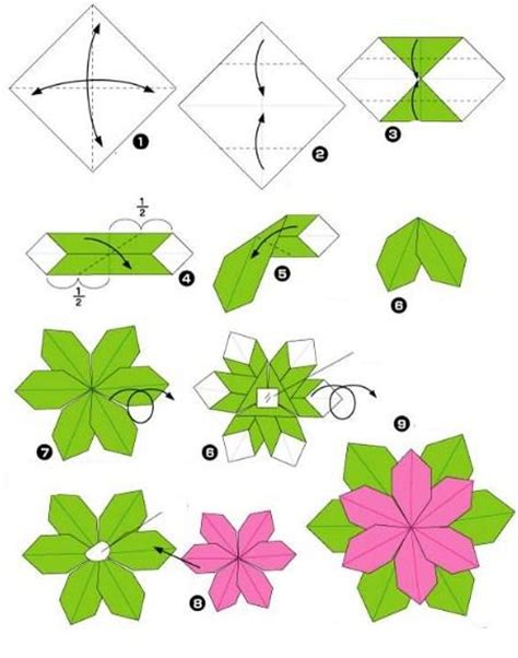 Origami Flower Tutorials Android Apps On Play