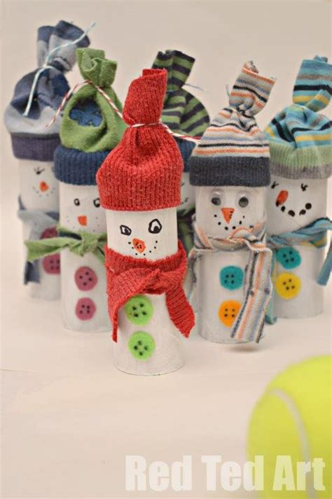 toilet paper roll snowman craft 12 tp roll crafts for ted s