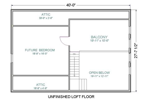 open floor house plans with loft small house floor plans with loft enchanting home design