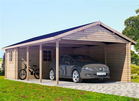 A Carport by Carport Mit Schuppen 30m 178 44mm 4x8 Hansagarten24