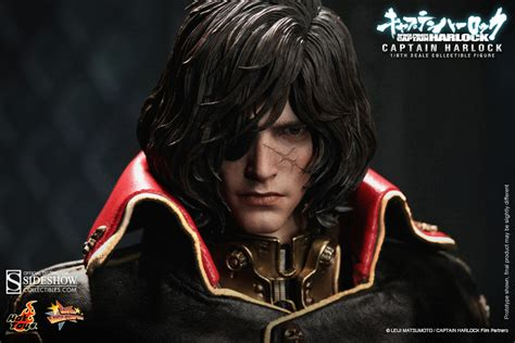 Captain Harlock Sideshow Collectibles