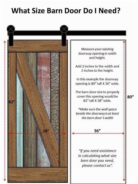 barn door dimensions 31 best ideas about barn doors on copper