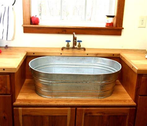 diy kitchen sink 13 creative diy bathroom vanities