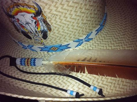 circle 8 beaded hat bands pin by fabian chiuahuas on circle 8 beaded hatbands
