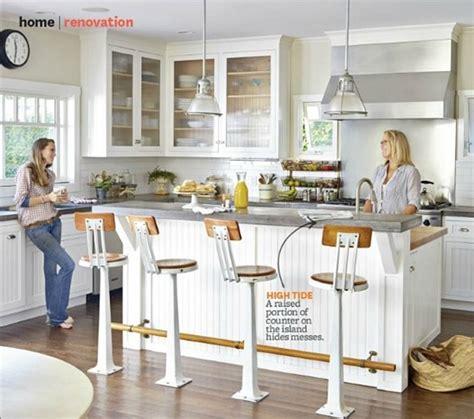 bar height kitchen island counter vs bar height centsational style