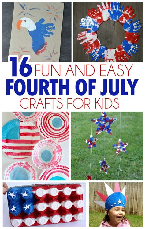 4th of july kid crafts 1000 images about patriotic crafts activities on