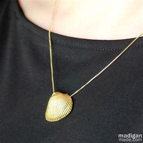 how to make jewelry from shells how to make your own seashell jewelry 9 diy shellicious