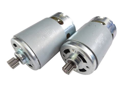 18v Electric Motor by Adrs550sh Dc 36mm Motor 12v And 18v Versions Gimson