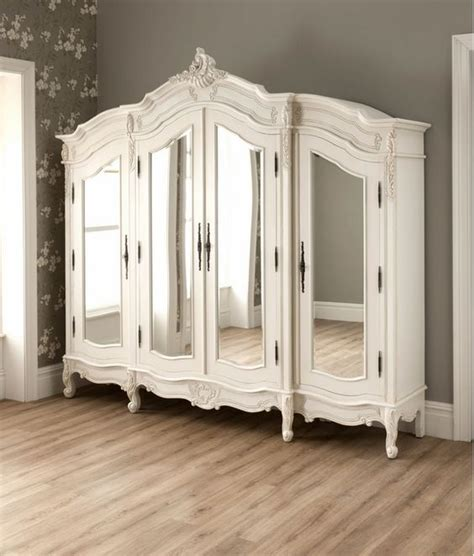 white bedroom furniture ideas antique style wardrobe armoire stylish bedroom