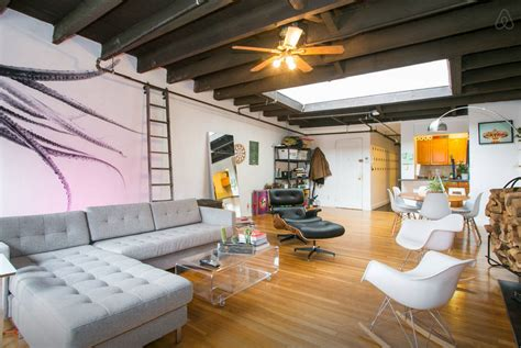 mid century modern furniture new york 8 swanky airbnb penthouses you can rent for the in