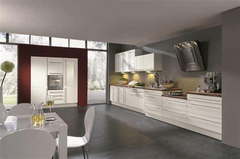 line kitchen designs types of kitchens alno